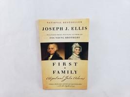 First Family: Abigail and John Adams  Joseph J. Ellis - $5.14