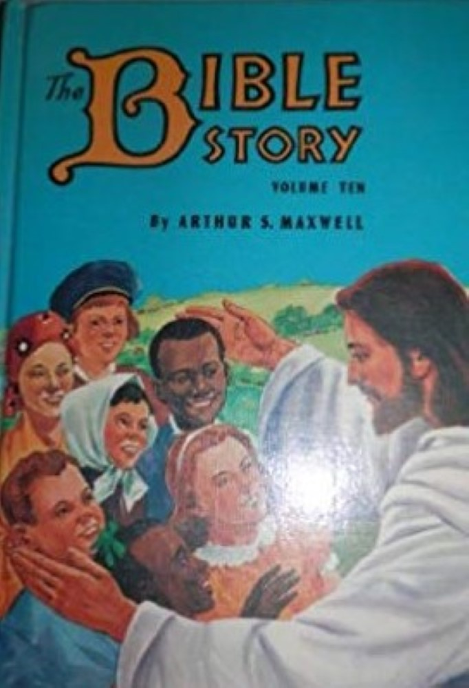 The bible Story - Volume 10 by Arthur S. Maxwell
