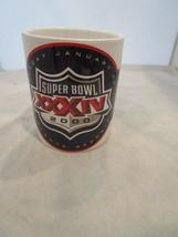 NFL Super Bowl XXXIV January 30 2000 Ceramic Coffee Mug Brand New - $9.99