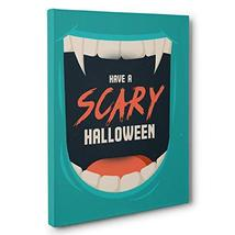 Have A Scary Halloween Canvas Wall Art - $34.65