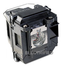 Epson ELPLP60 Oem Lamp For EB-93e EB-95 EB-96W H381A H382A H383 Made By Epson - $157.95