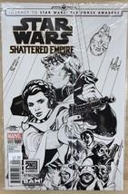 STAR WARS Shattered Empire #1 (2015) Marvel Comics variant edition VF - $9.89