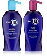 Its a 10 Miracle Moisture Shampoo & Miracle Daily Conditioner 10 oz  DUO - $44.54