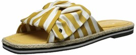 Kate Spade New York Women'S Caliana Flat Sandal, Roasted Maize/White, 7 ... - $172.54