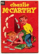 Four Color #445 1953- CHARLIE MCCARTHY- Dell VG - $44.14