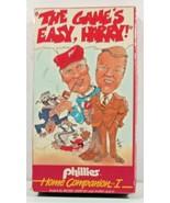 VTG 1988 Philadelphia Phillies Home Companion 1 Video  HARRY KALAS & WHI... - $24.74