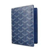 Stylesty Designer Passport Holder Travel Wallet,PU Leather Passport Cove... - $35.17