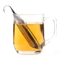High Quality Stainless Steel Tea Infuser Pipe Design Strainer for Mug Fa... - $12.99