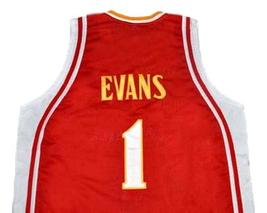 Tyreke Evans McDonald's All American Basketball Jersey Sewn Red Any Size image 2