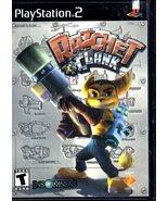 PlayStation 2 - Ratchet & ClanK - $7.75