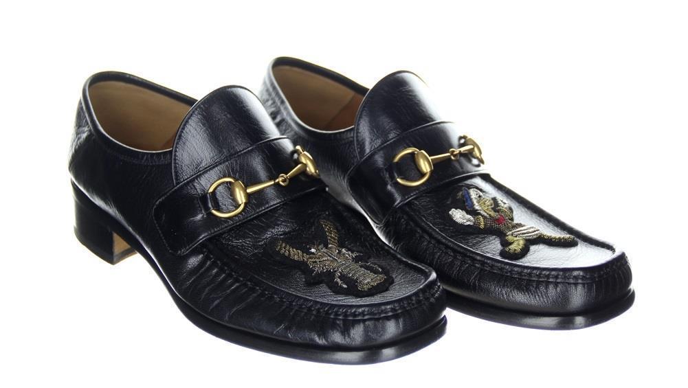 d2b540e2ac5 Gucci Men'S Disney Horsebit Loafer Black and 50 similar items