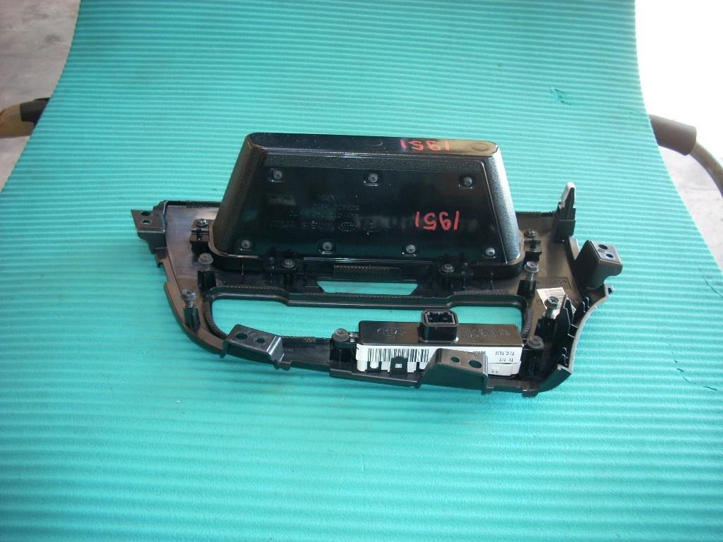 2012 2013 KIA OPTIMA CENTER DASH TEMPERATURE TRIM BEZEL 8099203810 OEM
