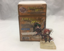 Julian Fire Emblem Heroes - 1in Mini Acyrlic Stand Figure D4 Vol 6 Ninte... - $14.84