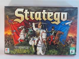 STRATEGO 2007 Board Game Milton Bradley 100% Complete Bilingual EUC - $28.01