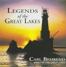 Music Inspired by Great Lakes Legends: Legends of the Great Lakes/More L... - $3.95