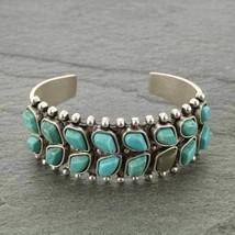 """*NWT* Natural Turquoise """"C"""" Cuff Bracelet 710855089 - $46.74"""