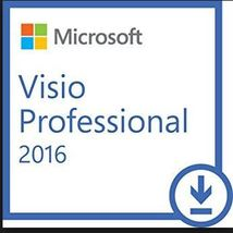 Microsoft Visio 2016 Professional.  Digital Del... - $16.99