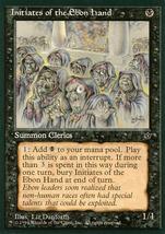 Magic: The Gathering: Fallen Empires - Initiates of the Ebon Hand (B) - $0.25