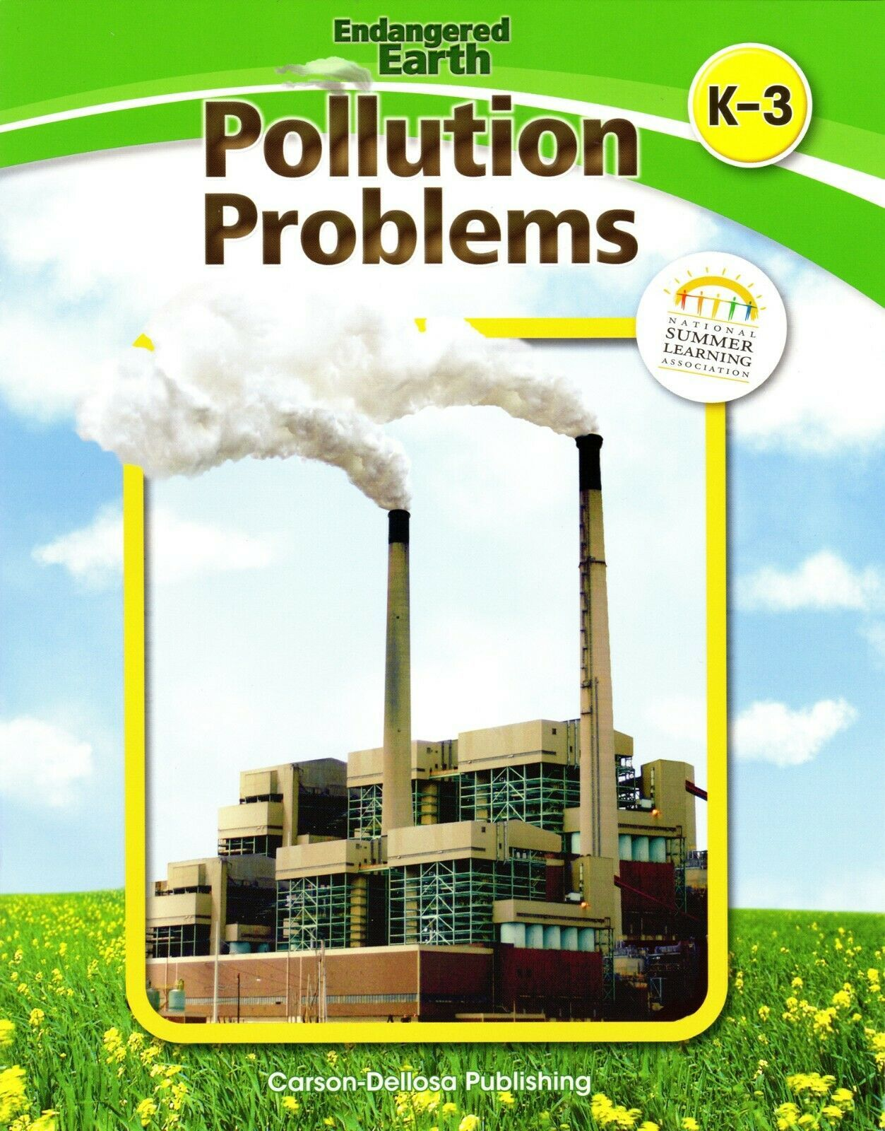 Primary image for Pollution Problems (Endangered Earth) Grade K-3 (Paperback,2011)
