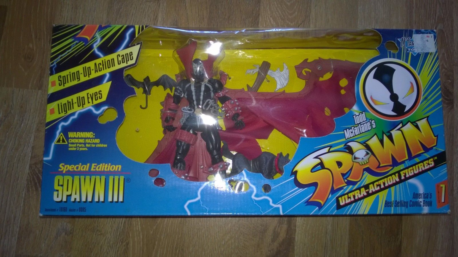 McFarlane Toys Spawn III  Spawn Action Figure Series 7 NIB