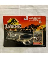 Jurassic Park - Series 1 Coelophysis MOC Card is Mint see Photos - $61.75