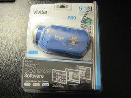 Vivicam DVR560 Blue 5.1MP Dvr 1.8IN Screen - $22.75