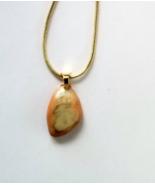 Imperial Jasper Pendant With Chain - Freebie - $0.00