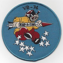 US Navy VB-74 Aviation Bombing Squadron Eighty Patch - $11.87
