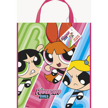 PowerPuff Girls  1 Loot Tote Bag Birthday Party 13 x11 inches - €1,86 EUR