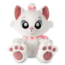 Disney Parks Marie Big Feet 18 inc Plush New with Tag - $59.39