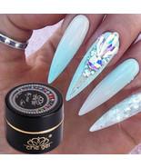 Nail Art Rhinestones Crystal Gel DIY Glue UV Adhesives Sticky Gems Diamo... - $4.40
