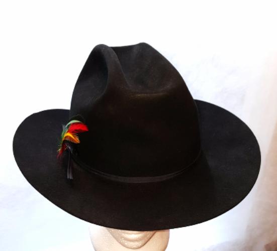 29ba757acb7 Stetson Vintage Cowboy Western Hat 4X Beaver and 50 similar items