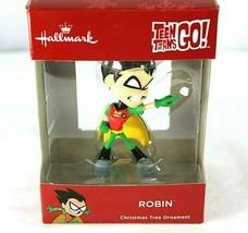 Hallmark Keepsake Ornaments Teen Titans GO! Robin  - $19.99