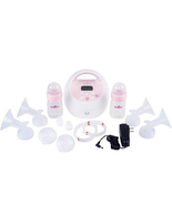 Spectra S2 Plus Single User Electric Breast Pump Hospital Strength, Pink - $159.99