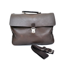 Bally Men's Brown Medium MIROLI-SM.M Briefcase - Business Bag - $346.50