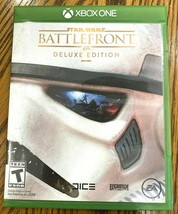Star Wars Battlefront -- Deluxe Edition (Microsoft Xbox One, 2015) CIB - $6.92