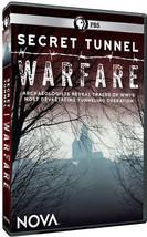 Nova: Secret Tunnel Warfare [New DVD] - $46.60