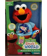 new Sesame Street Musical Plush - Elmo And Smartie target exclusive - $29.40