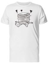 Paperwork Stress Doodle Men's Tee -Image by Shutterstock - $311,55 MXN+