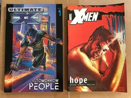 Uncanny X-Men Hope & Ultimate X-Men Tomorrow People Marvel Comic Book VF - $9.09