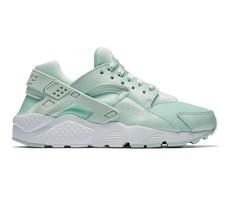 Nike Huarache Run SE (GS) Igloo Green Big Kids Size 4.5 Sneakers 904538 300 - $44.95