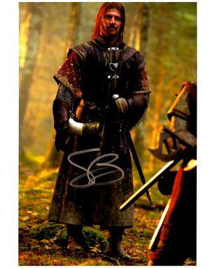 Primary image for SEAN BEAN  Authentic Original 8x10 SIGNED AUTOGRAPHED PHOTO w/ COA 598