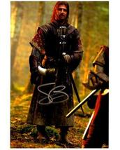 SEAN BEAN  Authentic Original 8x10 SIGNED AUTOGRAPHED PHOTO w/ COA 598 - $48.00