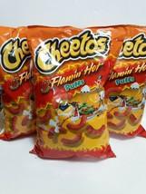 Cheetos Flamin Hot Puffs 8oz (3 Bags) - $25.73
