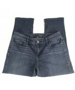 The Limited Womens Jeans Size 8R Crop 312 Medium Wash Stretch Denim - $15.64
