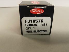 Delphi FJ10576 Fuel Injector (NEW)  AC Delco 217-1599 - $39.08