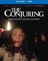 The Conjuring (Blu-Ray+DVD Combo) (2013)