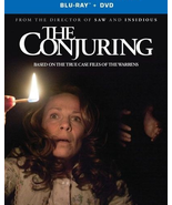 The Conjuring (Blu-Ray+DVD Combo) (2013) - $4.95
