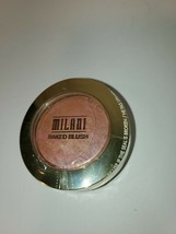 Milani Baked Blush - 03 berry amore (0.12 Ounce) Vegan, Powder Blush (D) - $9.30