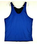 Pro Spirit Reversible Mesh Basketball Jersey Sleeveless -Blue to Black -... - $14.41